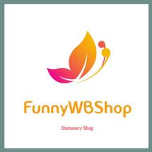 Logo Funny WB shop