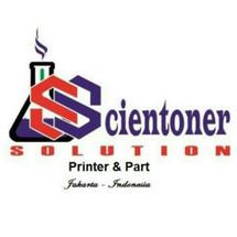 Logo scientoner solution