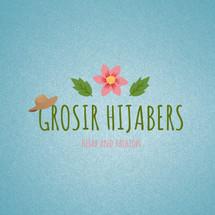Logo Grosir Hijabers