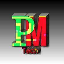 PM TECH Logo