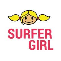 Logo Surfer Girl Official