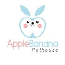 Logo Apple Banana pet house