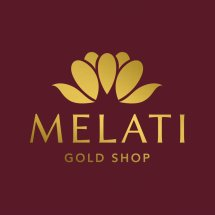Melati Gold Shop Logo