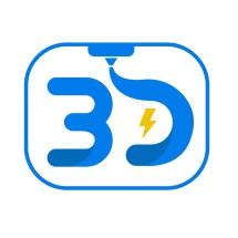 3D Zaiku Logo