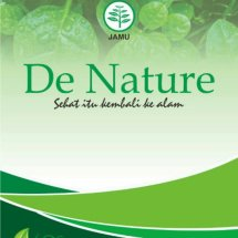 De Nature Resmi Logo
