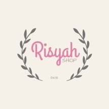 Logo Risyah Store
