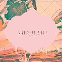 Logo Mandiri.Shop