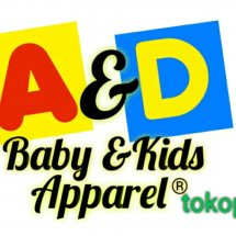 A&D Baby and kids shop Logo