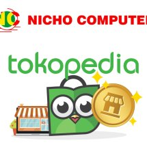 Logo Nicho Computer Pontianak