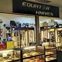 Equator Knives Logo
