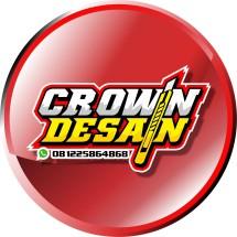 crown desain Logo