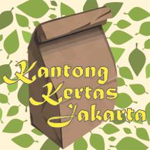 Logo Kantong Kertas Jakarta