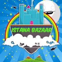 Logo istana bazaar