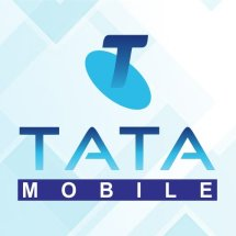 Logo TATA MOBILE