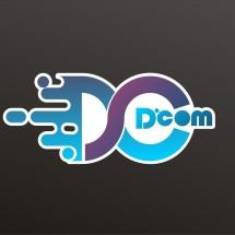 Logo D'comshop