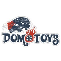 Logo domotoy and diecast