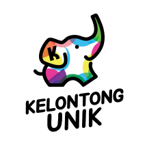 Kelontong Unik Logo