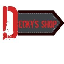 Decky's Shop Logo