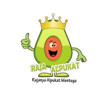 RAJA ALPUKAT MENTEGA Logo