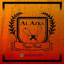 Al Azka Frozen Meat Logo