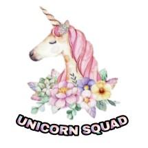 Logo unicorn squad id