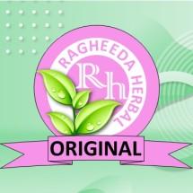 Ragheeda Herbal Logo