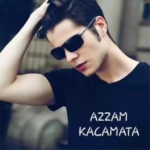 azzam kacamata Logo