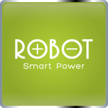 ROBOT OFFICIAL SHOP Logo