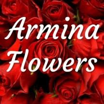 Logo Armina Flowers