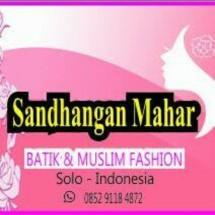 Sandhangan Mahar Logo