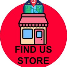Logo Find US Store