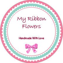 Logo My Ribbon Flowers
