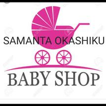 SAMANTAOKASHIKUBABYSHOP Logo