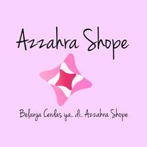 Logo Azzahra Shope