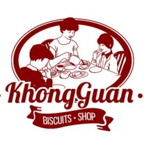 Khong Guan Biscuits Shop Logo