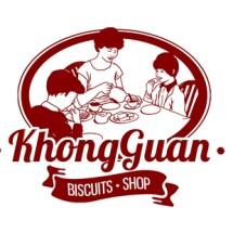 Khong Guan Biscuits Shop Logo