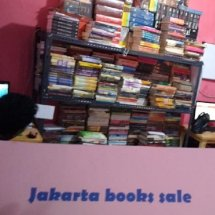 Logo Jakarta Books Sale