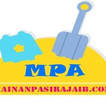 Mainan Pasir Ajaib Logo