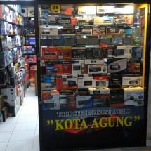 Logo toko kota agung