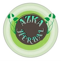 Azka Herbal Store Logo