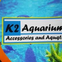 Logo k2 aquarium