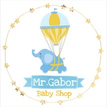 Mr.Gabor Logo