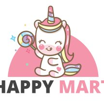 Logo Mart happy