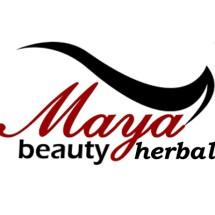 maya beauty herbal Logo