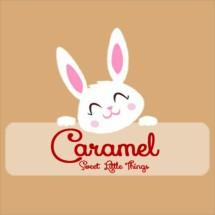 Logo Caramel Baby Shop