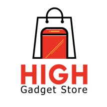 HIGH GADGET STORE Logo