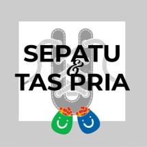 Tuku Sepatu Tas Pria Logo