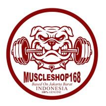 Muscleshop168 Logo