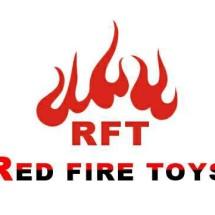 Logo REDFIRE TOYS