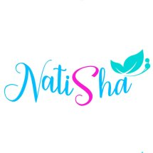 Logo Natisha Shop